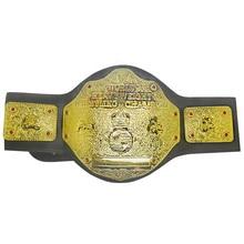 New Wrestler World Heavyweight Championship Belts Action Figure Toys Model Occupation Wrestling Gladiators Belt Fans Child Gift
