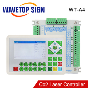 Image 1 - WaveTopSign WT A4 Replace TL 410C Co2 Laser Controller for Co2 Laser Engraving and Cutting Machine