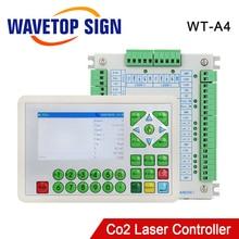 WaveTopSign WT A4 Замена TL 410C Co2 лазерный контроллер для Co2 Лазерная гравировальная и режущая машина