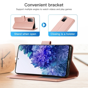 Wallet Leather Case For Samsung Galaxy A02S A03S A12 A21S A22 A32 A50 A51 A52 A70 A71 A72 S21/S20 Plus/Ultra/FE S10/S9 Plus M32 2