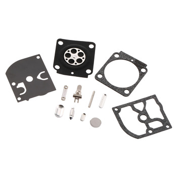 RB-100 Carburetor Repair Kit Chainsaw Trimmer RB-100 Gasket Diaphragm For Zama STIHL HS45 FS55 FS38 BG45 MM55 TILLER ZAMA C1Q image