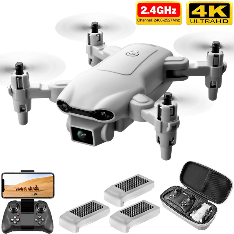 V9 New Mini Drone 4k profession HD Wide Angle Camera 1080P WiFi fpv Drone Dual Camera Height Keep Drones Camera Helicopter Toys 1