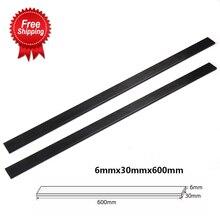 Arco de fibra de vidrio mezclado para tiro con arco, 6mm x 30mm x 600mm, bricolaje, tiro con arco, juguete de caza, 40 50 libras de fuerza