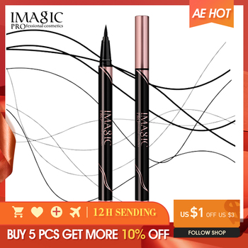 IMAGIC Eyeliner Stamp Liquid Pencil Makeup Stamps Seal Pen Waterproof Quick Dry