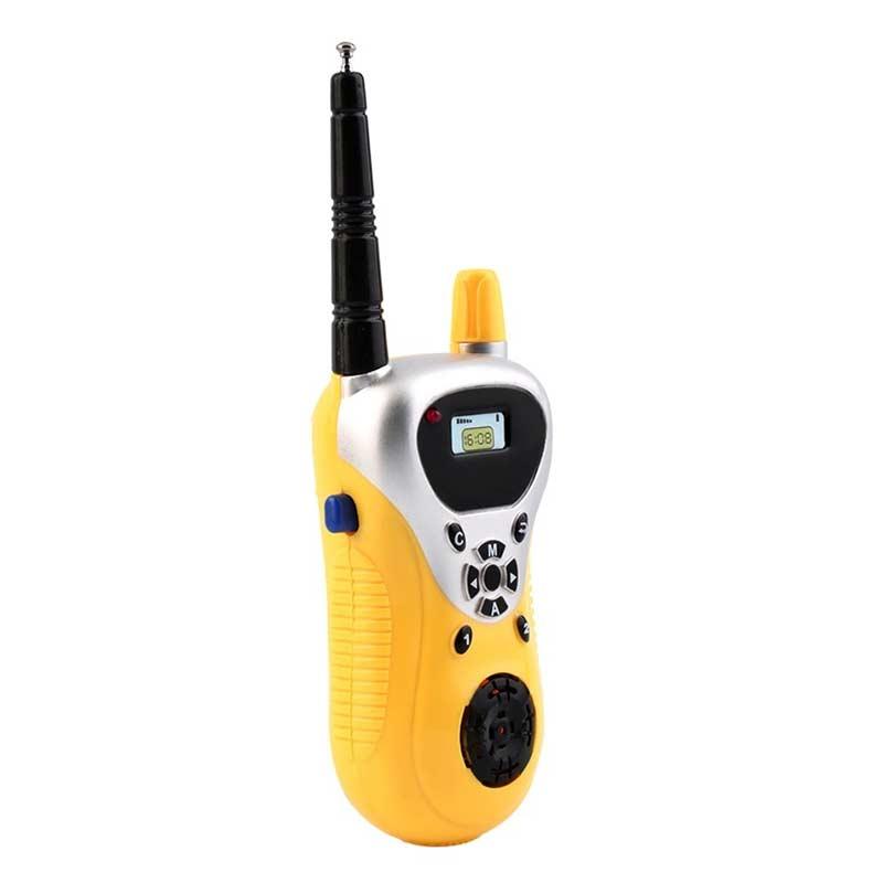 2pcs Intercom Electronic Walkie Talkie Kids Child Mni Toys Portable Two-Way Radio  High Quality