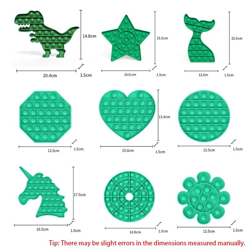 Fidget-Toys Sensory-Toy Autism Relief Antistress-Stress Funny Adult Children Pop img5