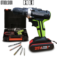 25V Electric Drill Battery…