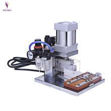 HS-IDC Pneumatic Automatic Crimping Machine Computer Cable And Line Crimping Machine IDC Head Riveting Press Rowing Machine 220V