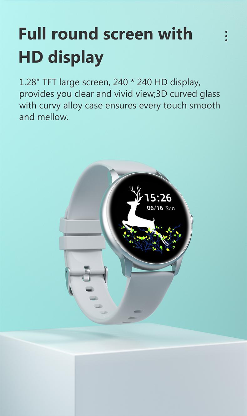 Xiaomi IMILAB KW66 Smartwatch 8