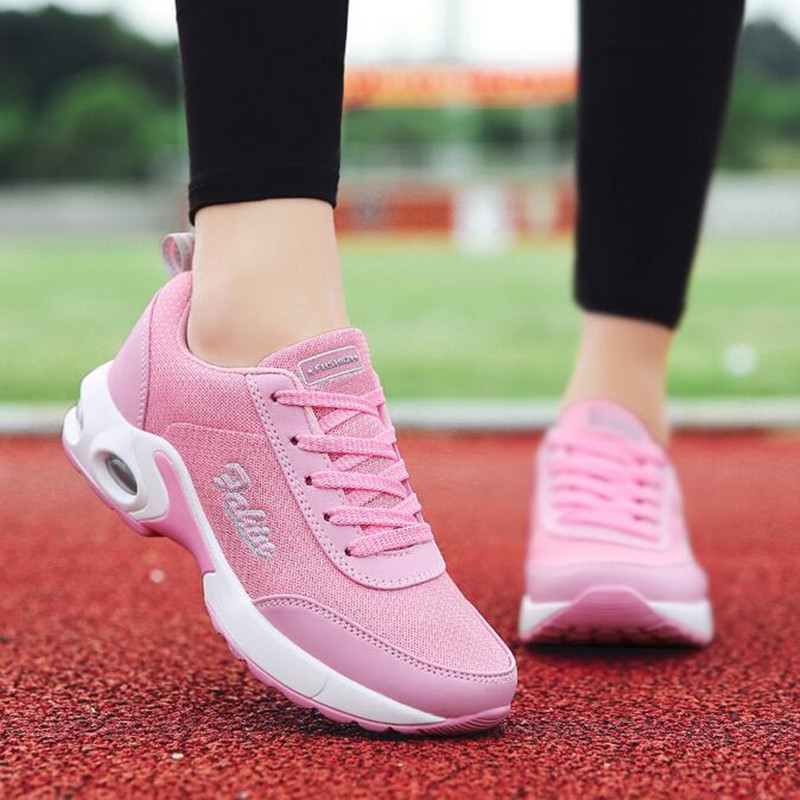 Women Casual Shoes Woman Outdoor Sneakers NEW Breathable Ladies Shoes Trainers Female Breathable Women Sneakers Zapatillas Mujer