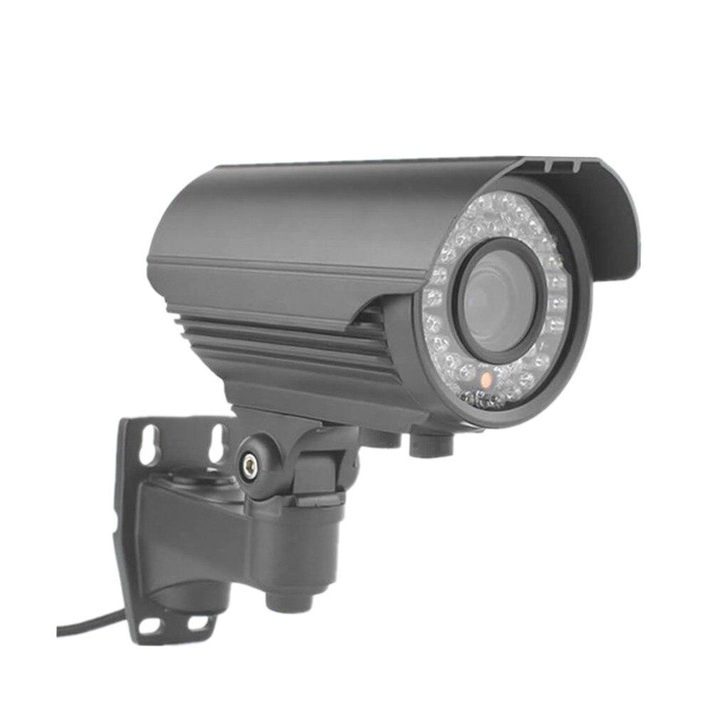 1080P 2MP AHD 4X Manual Zoom Bullet CCTV Camera IR Night Outdoor Security E3R5