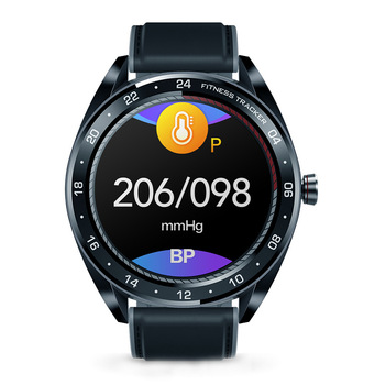 "NEO Smartwatch Fitness Bracelet Tracker Heart Rate Monitor 1.3"" IPS Screen IP67 Waterproof Bluetooth 4.0 Smart Watch Men"