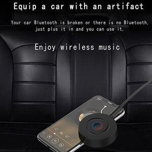 Image 4 - Bluetooth 5.0 récepteur émetteur 2 en 1 RCA 3.5mm AUX Jack stéréo musique Audio adaptateur sans fil pour voiture TV PC haut parleur casque