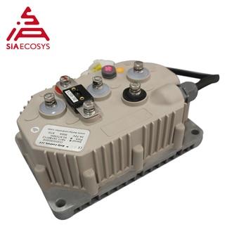 QS KLS7215H 72V 24V-72V,150A SINUSOIDAL BRUSHLESS MOTOR CONTROLLER for in-wheel hub motor