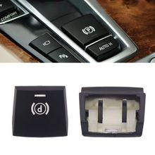 Car Handbrake Parking Brake P Button Switch Cover For BMW 5 7 F01 F02 F07 F10 X7JF