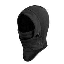 Winter Warm Fleece Beanies Hat for Men Women Skull Bandana Neck Warmer Balaclava Face Mask Unisex Cycling Face Mask Hiking Scarf