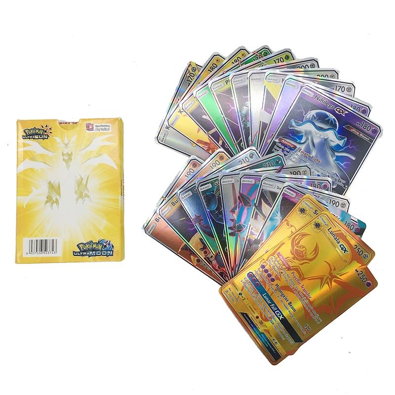 TAKARA TOMY Pokemon 20PCS GBC Cover Flash Card 3D Version Classic Plaid Flash Card Collectible Gift Kids Toy