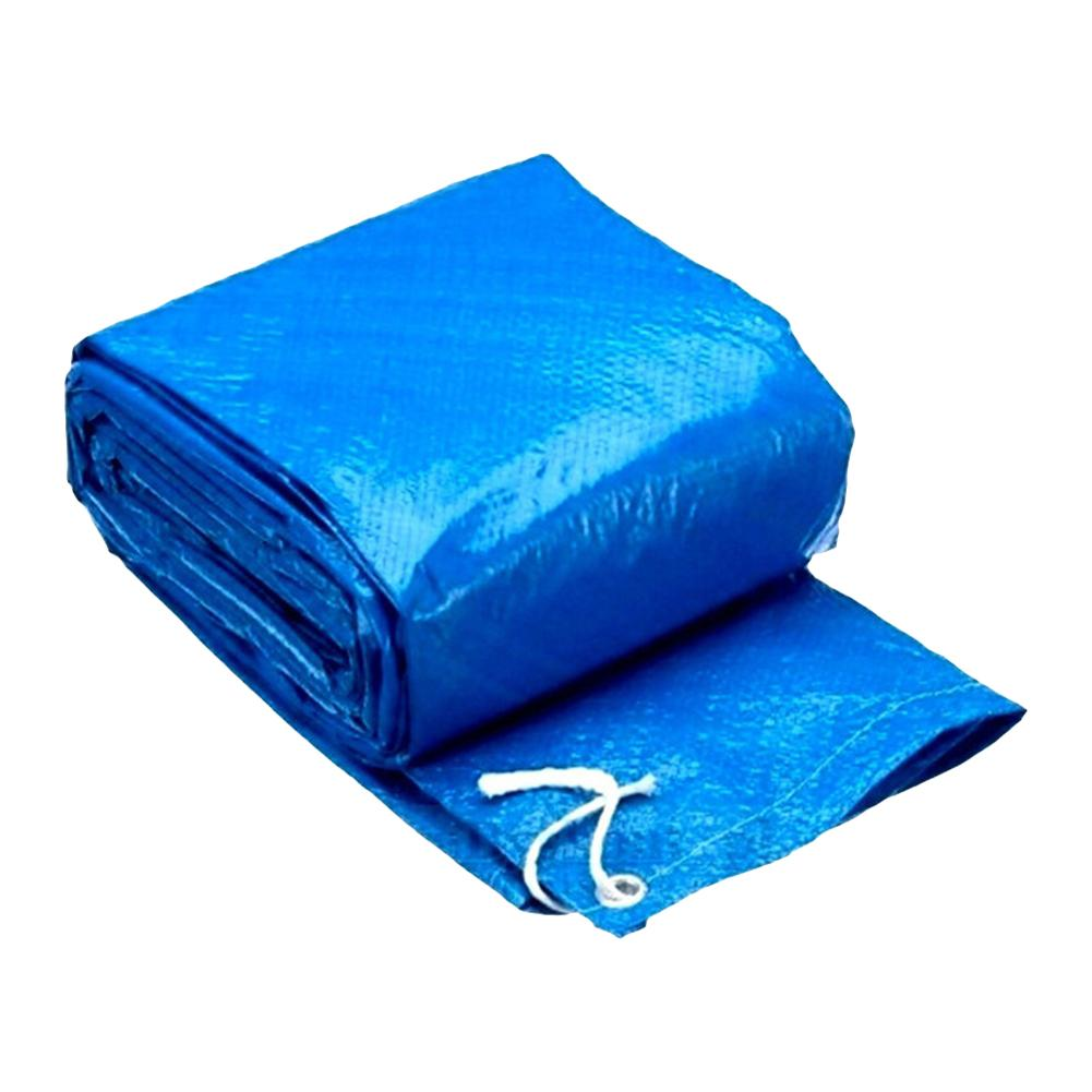 Swimming Pool Cover Dustproof Cover For Round Above Ground Swimming Pools Pool Cover Swimming Pool Dust Cover Tarpaulin
