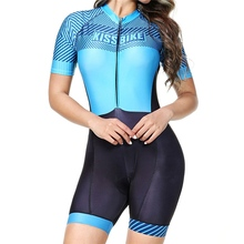 2019 kiss Pro Team Triathlon Suit Women's Cycling Jersey Skinsuit Jumpsuit Maillot Cycling Ropa ciclismo set downhill bike suit цена и фото