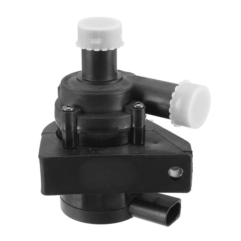 Водяной насос для охлаждения двигателя автомобиля, соединительный кабель 1K0965561J 1K0965561G для VW Jetta Golf GTI Passat CC Octavia 1,8 T 2,0 T 12 V - Цвет: Pump