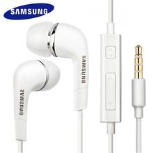 SAMSUNG Original Kopfhörer EHS64 Wired 3,5mm In-ohr mit Mikrofon für Samsung Galaxy S8 S8Edge Unterstützung smartphone