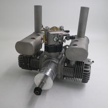 RCGF 31cc  31CCT Dual Cylinder Petrol/Gasoline Engine for RC Airplane