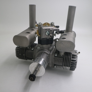 Image 1 - RCGF 31cc  31CCT Dual Cylinder Petrol/Gasoline Engine for RC Airplane