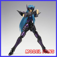 MODEL FANS INSTOCK mc Saint Seiya Specters gold saint EX Aquarius Camus action figure Cloth Myth Metal Armor