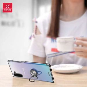 Image 4 - For Samsung Note 10 Plus Case Xundd Luxury Hard Clear PC Case With Ring Holder for Note 10+ for Note 10 Plus 5G