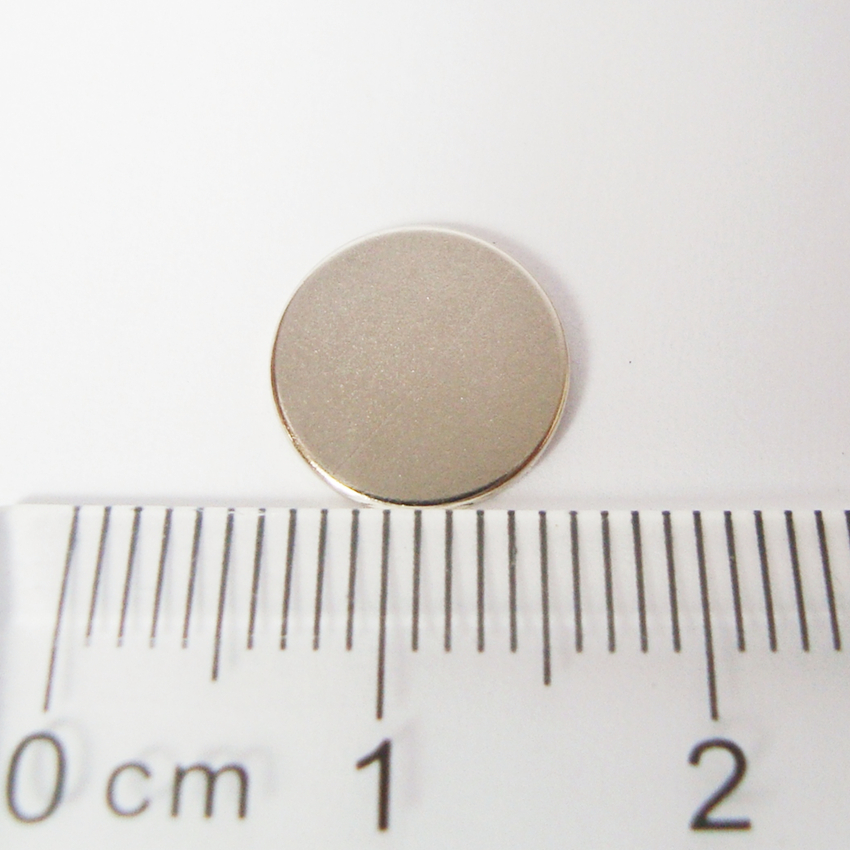 Neodymium Magnet Rare Earth Small Strong Round Permanent Fridge Electromagnet NdFeB Nickle Magnetic DISC Diameter 10mm
