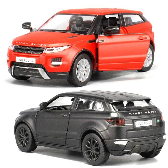 Ant 1:63 Model Car Die Cast  Diecast 1:36 Metal Evoque simulation metal alloy car model toy For Children Toddler Boy