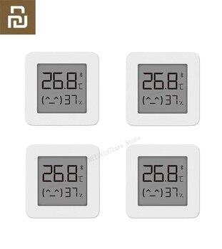 XIAOMI Mijia Bluetooth Digital Thermometer 2 Wireless Smart Temperature Humidity Sensor LCD Screen Digital Moisture Meter https://gosaveshop.com/Demo2/product/xiaomi-mijia-bluetooth-digital-thermometer-2-wireless-smart-temperature-humidity-sensor-lcd-screen-digital-moisture-meter/