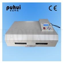 PUHUI T-962C паяльная станция T962C печь с оплавлением машина инфракрасный обогреватель 2500 Вт