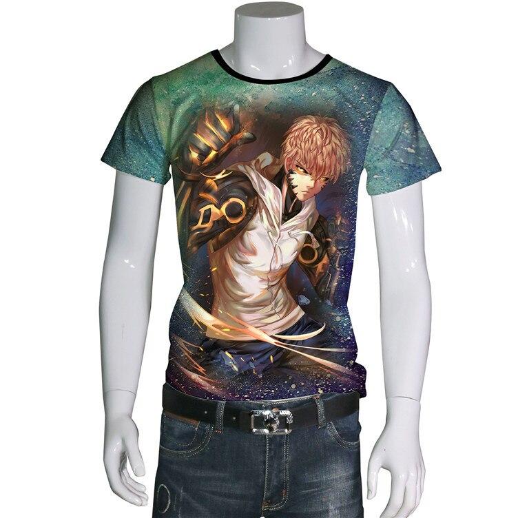 Superman Punch manga corta Camiseta ropa 3D camiseta ropa Trend Cool productos relacionados Xa141 - 3
