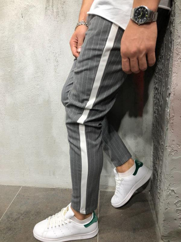 Hddad5e072f304cfa99661884ec8ac3a6Y Spring Autumn Casual Men Sweat Pants Male Sportswear Casual Trousers Straight Pants Hip Hop High Street Trousers Pants Joggers