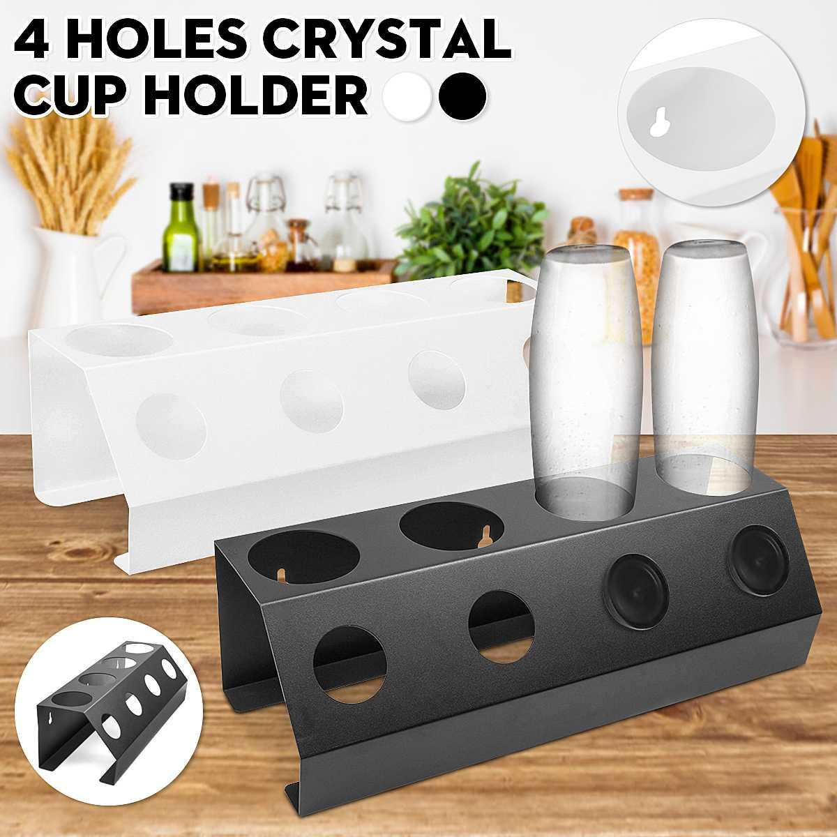 Support d/égouttement pour Crystal /Égouttoir pour bouteilles de cristal Fuse Volksheld Support pour bouteille en acier inoxydable Soda-Stream Support d/égouttement Easy Emil
