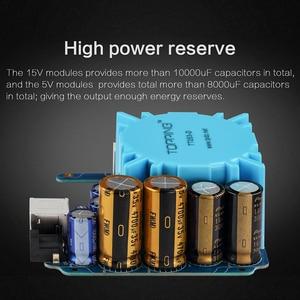 Image 4 - ציפוי P50 ליניארי כוח אספקת עבור D50S A50 DX3 פרו תואם עם הגלובלי מתח 115 V/230 V