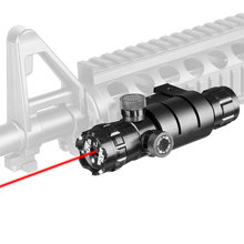 Тактическая указка лазерное крепление зеленая красная точка