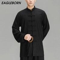 Chinese Dress Set Men Women Tai Chi Uniform Kung Fu Uniform Chinese Clothes for Men Wushu Uniform Tang Suit Tai Chi Clothing