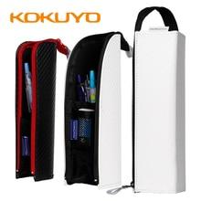 Storage-Bag Expandable Kukuyo-Pen-Bag Stationery-Box Multifunctional Large-Capacity Student