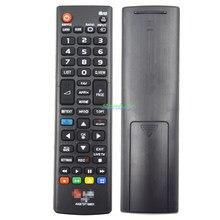Substituição de controle remoto universal akb73715601, controle de substituição tv para lg 55la690v 55la691v 55la860v 55la868v