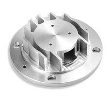 Alumínio personalizado CNC usinagem de peças de precisão usinadas