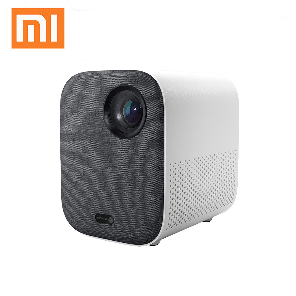 Xiaomi mijia DLP Projetor Portátil 1920*1080 Resolução de Apoio 4K Vídeo 3D WI-FI Proyector Beamer LEVOU TV Full cinema Em Casa HD