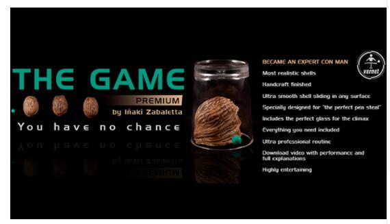 The Game by Inaki Zabaletta,Magic Tricks| | - AliExpress