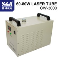 CO2 Laser Cutting Machine Industry Water Cooling Machine CW 3000 Laser Chiller