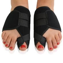 2pc Big Toe Bunion Device Splint Straightener Hallux Valgus Pro Braces Correction Foot Pain Relief Thumb Care Daily Orthotic