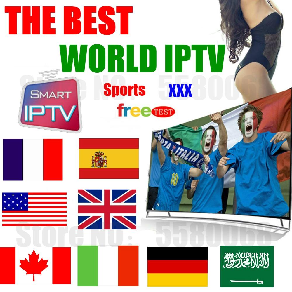 Beste iptv Abonnement Frankreich Deutschland Belgien UK USA iptv abonnement Kanada Niederlande IPTV code für Android IPTV Smart tv