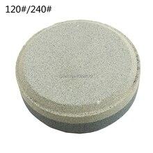 Точилка для ножей точильный камень система шлифовального камня водный камень бытовой кухонный инструмент 120/240# подарок