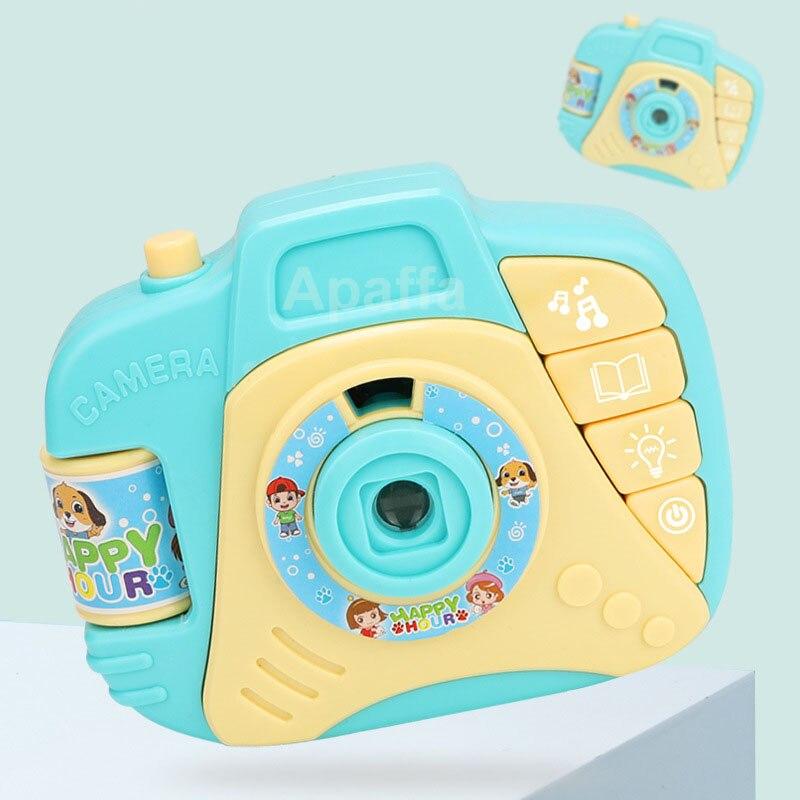 Camera Blue