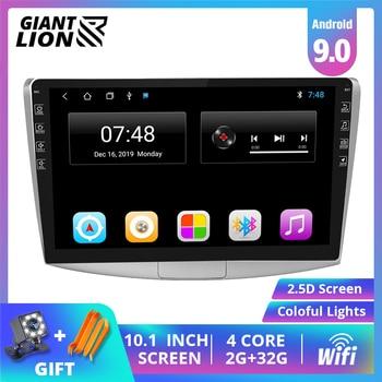 Car Radio Multimedia Player For VW Volkswagen Passat B7 B6/Magotan 2010-2015 2Din Android 9.0 Autoradio Radio Cassette Recorder